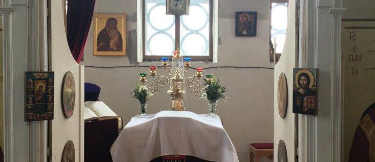 Дорогие прихожане и гости приходского сайта, с Пасхой Христовой!